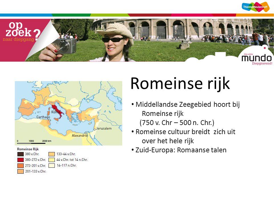 Romeinse rijk [kaart Romeinse rijk, tijdwijzer, p. 140]